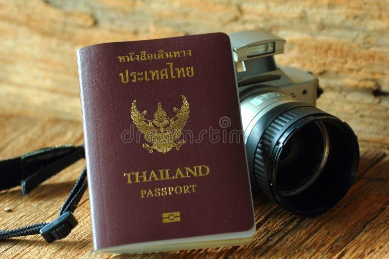 Passport thailand,tourism. Passport, Passport It is important to tourism stock photo