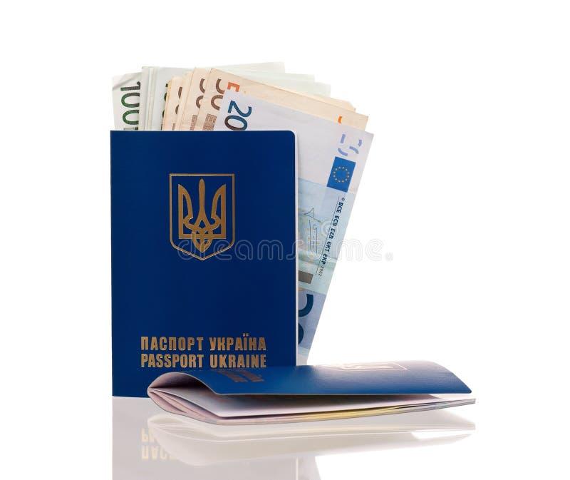 Download Passport Ukraine stock image. Image of pass, immigrant - 29335733