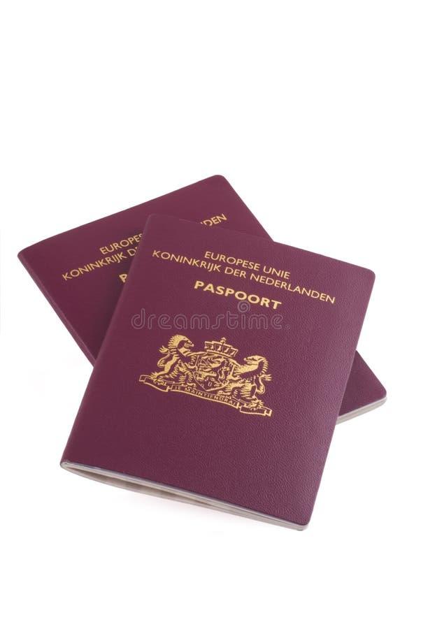Passports. Stock Photos