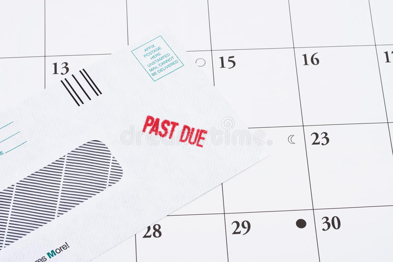 Download Past Due Bill stock photo. Image of bills, bill, appointment - 13956542