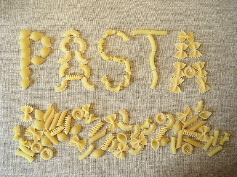 Download Pasta stock image. Image of background, cuisine, golden - 26345311