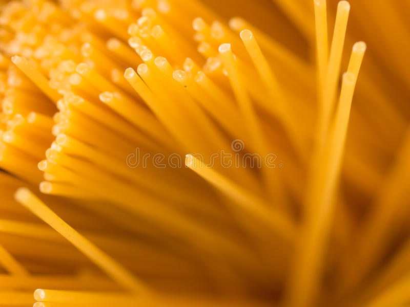 Pasta Abstract Stock Photo