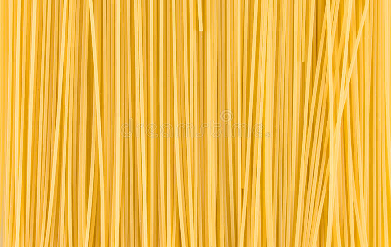 Pasta asciutta degli spaghetti immagini stock