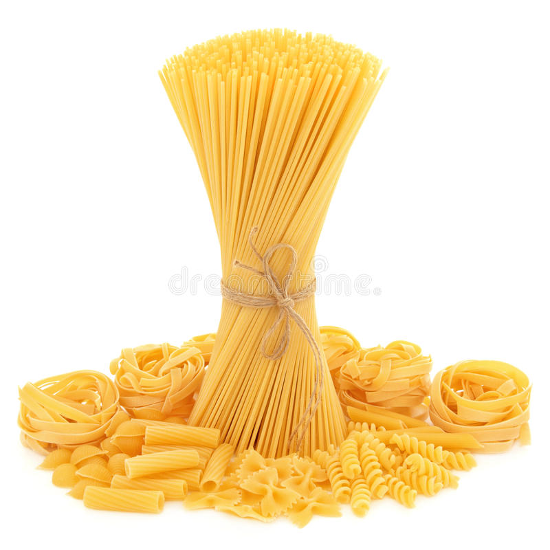 Download Pasta Collection stock photo. Image of collection, pasta - 24319976