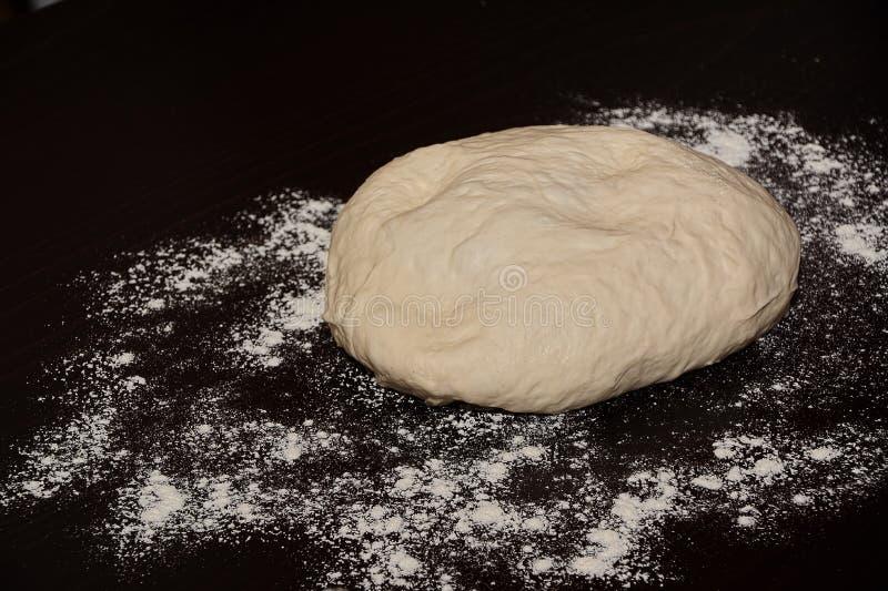 Pasta de la pizza fotos de archivo