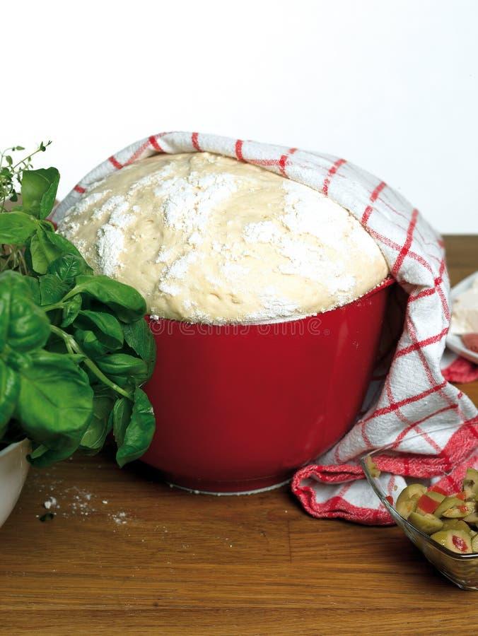Pasta de pan imagenes de archivo