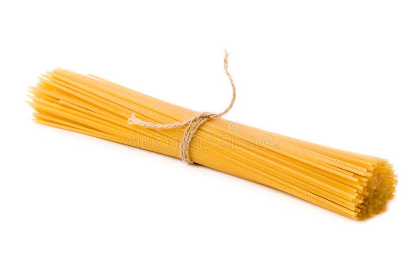 Pasta degli spaghetti fotografia stock libera da diritti