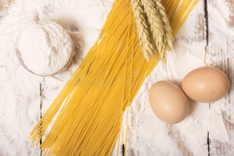 Pasta degli spaghetti fotografia stock