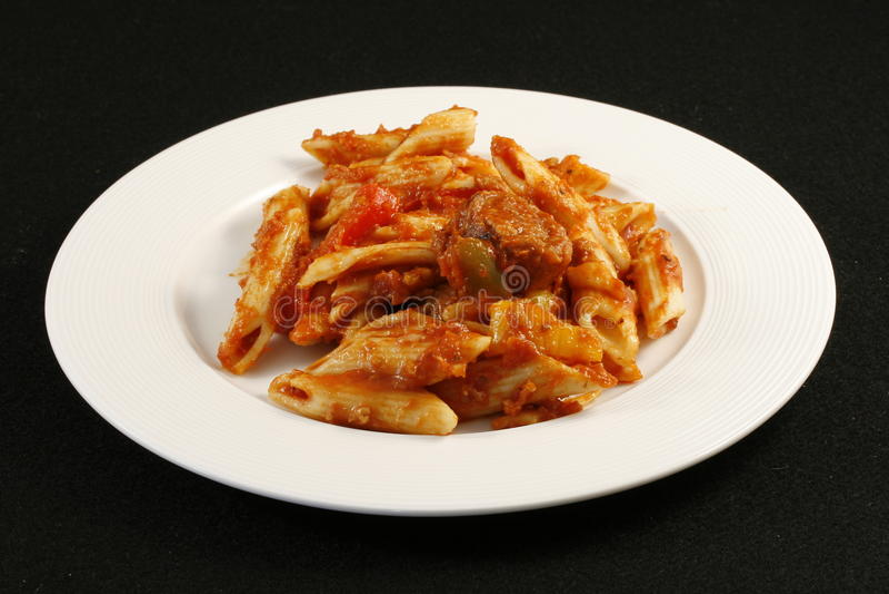 Pasta Dish royalty free stock images