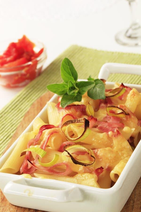 Download Pasta dish stock photo. Image of food, napkin, nobody - 19576700