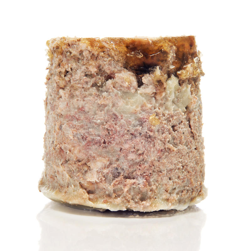 Pasta do varrão selvagem fotografia de stock royalty free
