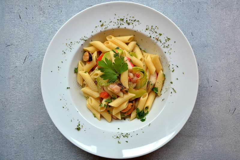 Pasta food royalty free stock photography