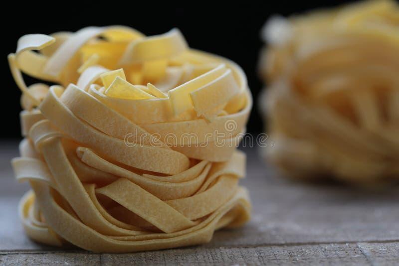 Pasta fresca (ALIMENTO) fotografia stock libera da diritti