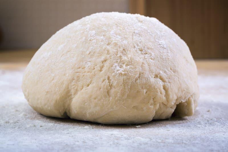 Pasta fresca lista para cocer imagen de archivo libre de regalías