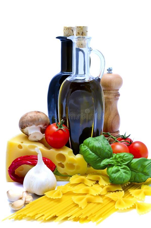 Download Pasta Ingredients Royalty Free Stock Image - Image: 19183326