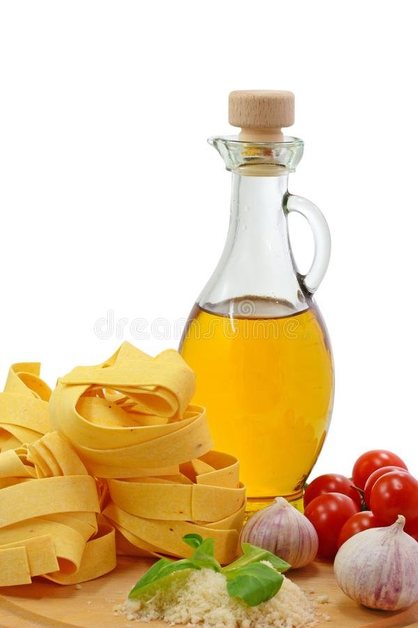 Pasta Ingredients Free Stock Image