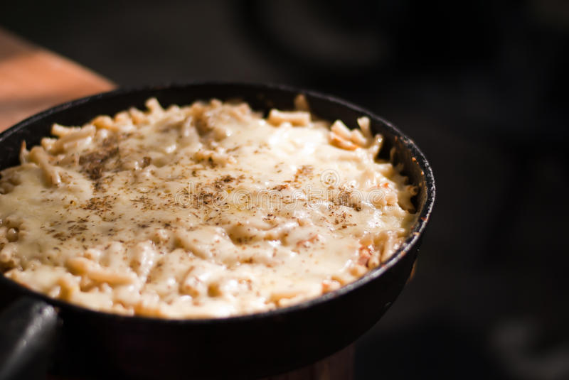 Download Pasta Macaroni  With Cheese Baked3 Stock Photo - Image: 20944674
