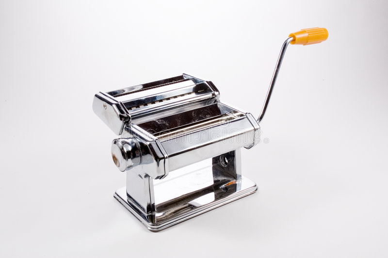 Pasta Machine stock photos