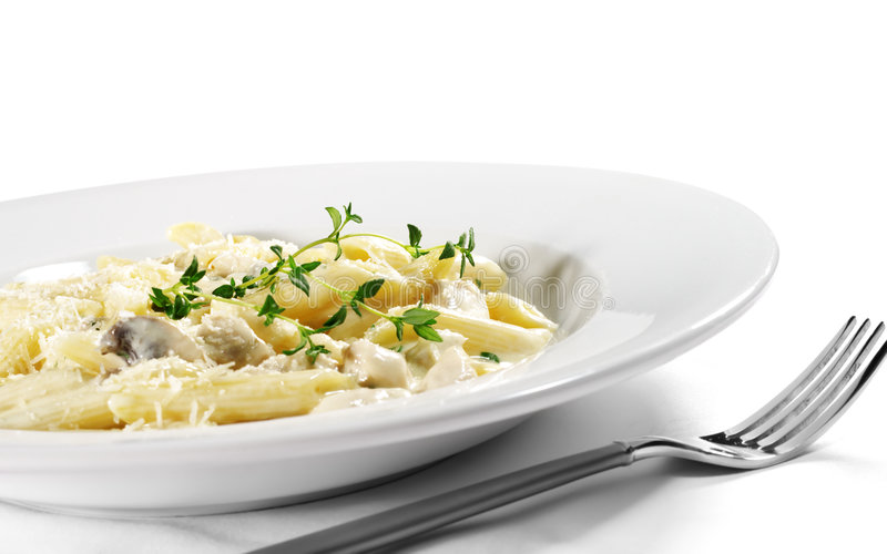 Pasta Penne royalty free stock photography