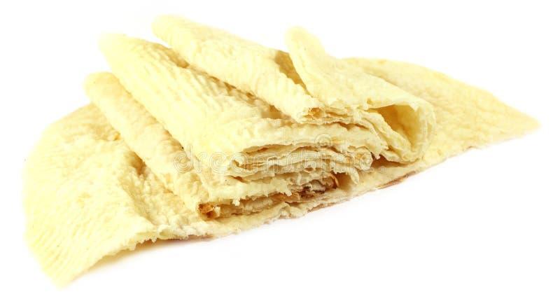 Pasta Roti royalty free stock image