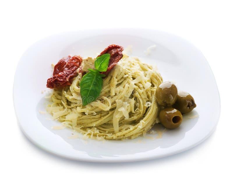 Pasta.Spaghetti fotos de stock