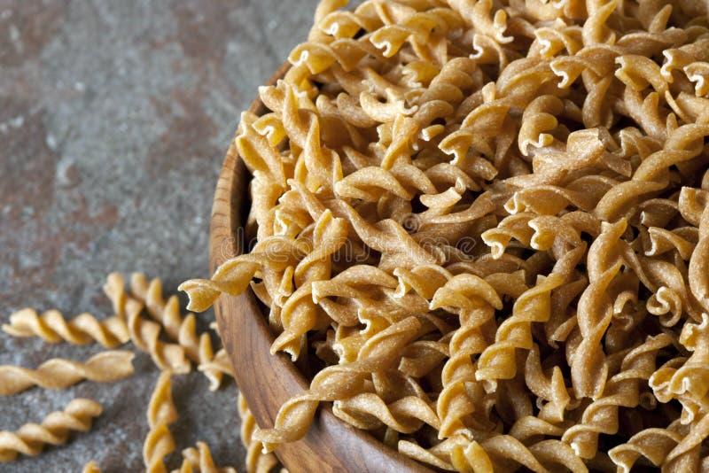 Download Pasta Spirals stock image. Image of uncooked, fiber, ingredient - 14860905