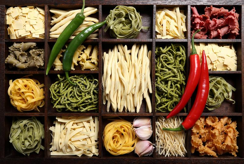 Pasta. royalty free stock images