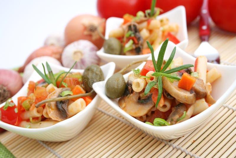 pastagrönsaker arkivbilder