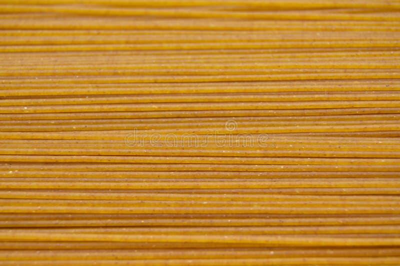 Pastas coloreadas oro crudo fresco del palillo Cultura, comida imagen de archivo libre de regalías