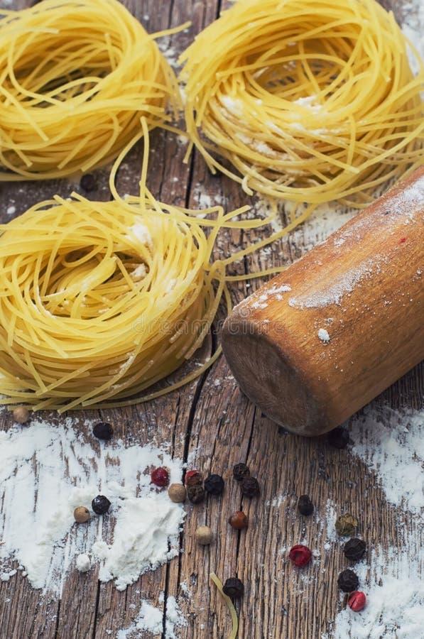 Pastas deliciosas caseras foto de archivo libre de regalías