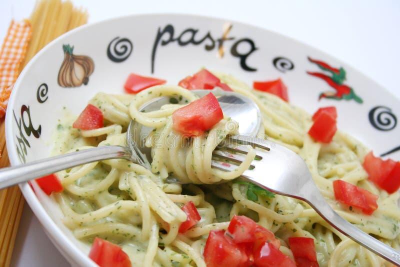 Download Pastas frescas imagen de archivo. Imagen de comida, italiano - 7151079