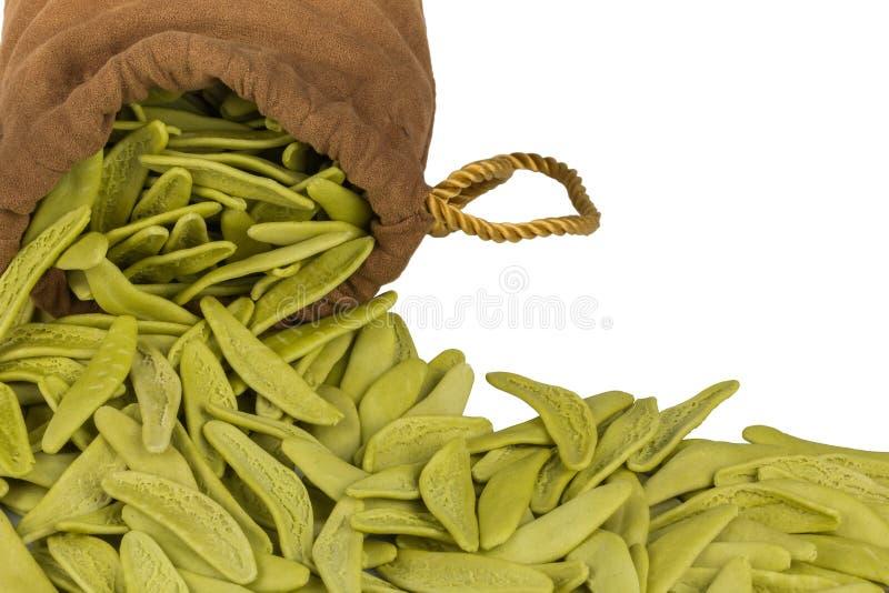 Download Pastas Italianas Vaciadas Del Bolso Imagen de archivo - Imagen de modelo, cocina: 44855031