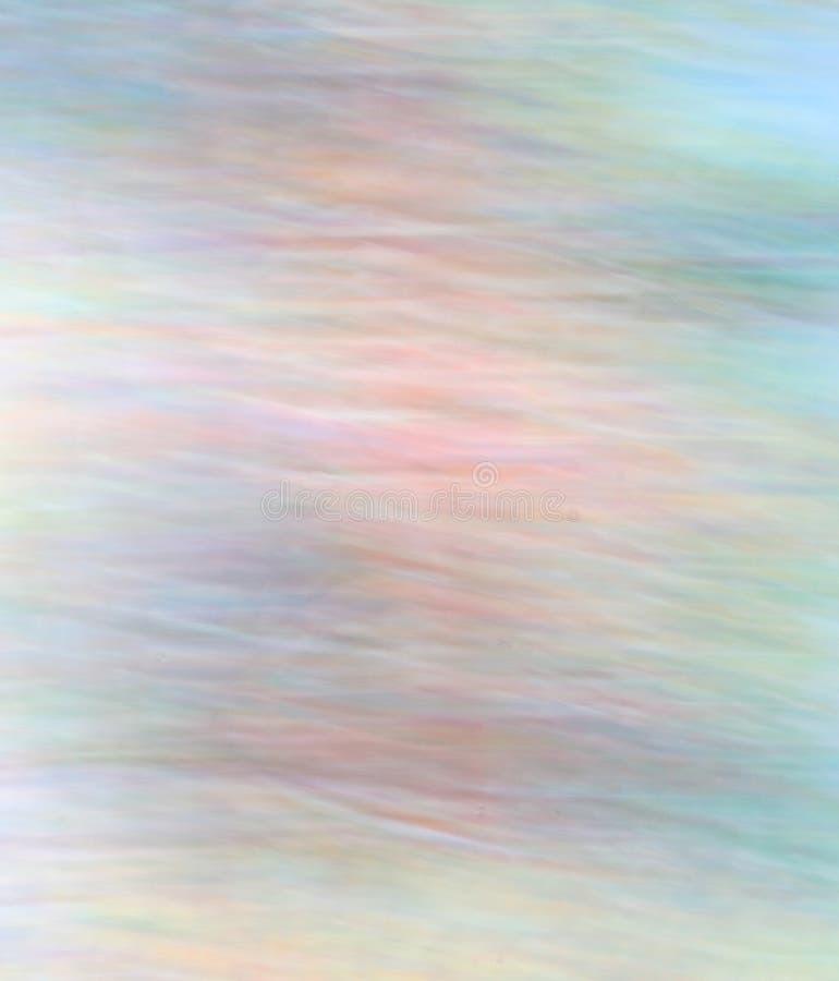 Pastel Abstract Background. Blue pastel impressionist background blur