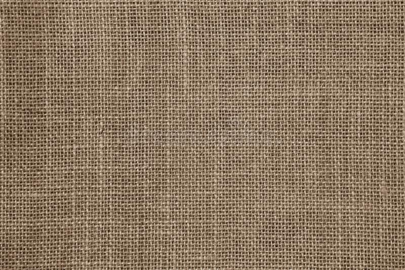Pastel abstract Hessian or sackcloth fabric or hemp sack texture. Background. Wallpaper of artistic wale linen canvas. Blanket or Curtain of cotton pattern with royalty free stock photo