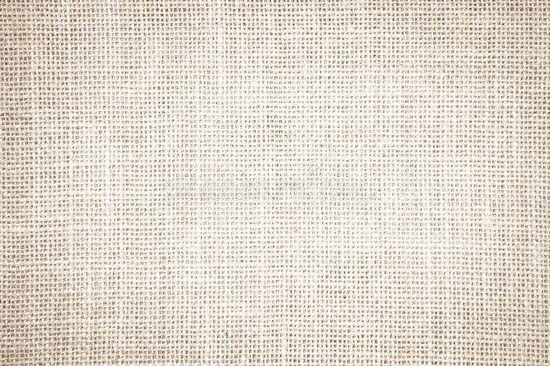 Pastel abstract Hessian or sackcloth fabric or hemp sack texture. Background. Wallpaper of artistic wale linen canvas. Blanket or Curtain of cotton pattern with royalty free stock photos