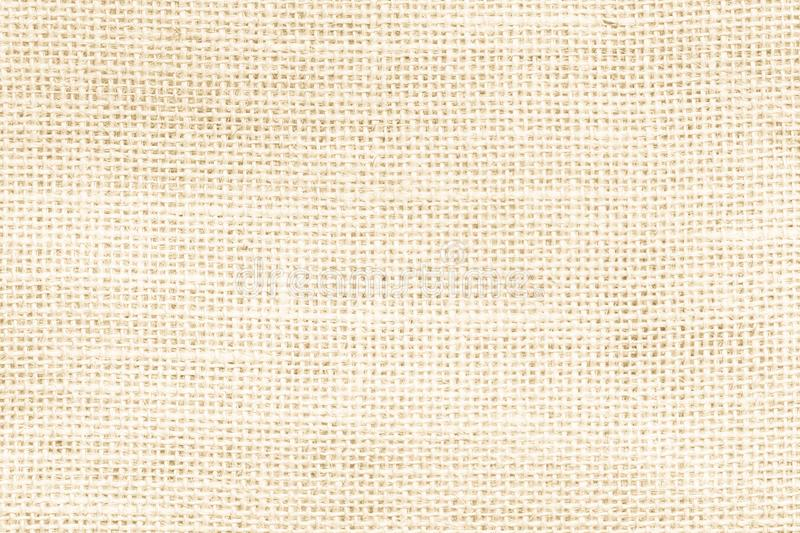 Pastel abstract Hessian or sackcloth fabric or hemp sack texture. Pastel cream abstract Hessian or sackcloth fabric or hemp sack texture background. Wallpaper of royalty free stock photo