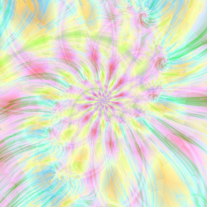 pastel background stock illustration