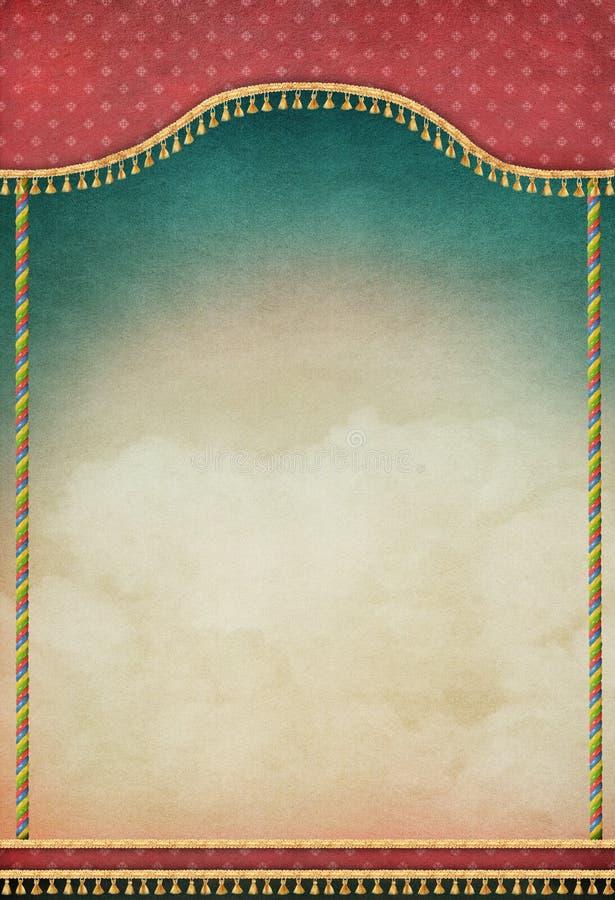 Pastel background royalty free illustration
