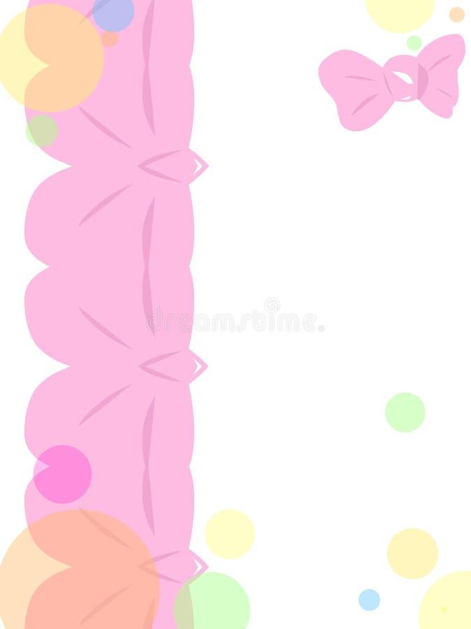 Pastel barwiący wzór zdjęcie royalty free