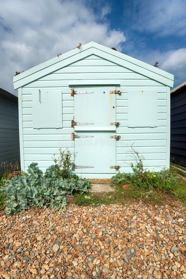 Free Pastel Beach Hut Royalty Free Stock Photo - 51982155