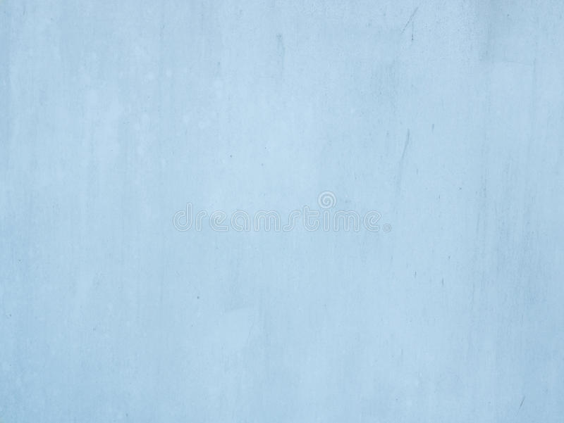 Pastel Blue Cement Wall Texture Background Stock Photo