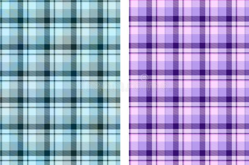 Download Pastel check patterns stock illustration. Illustration of ornamental - 22529932
