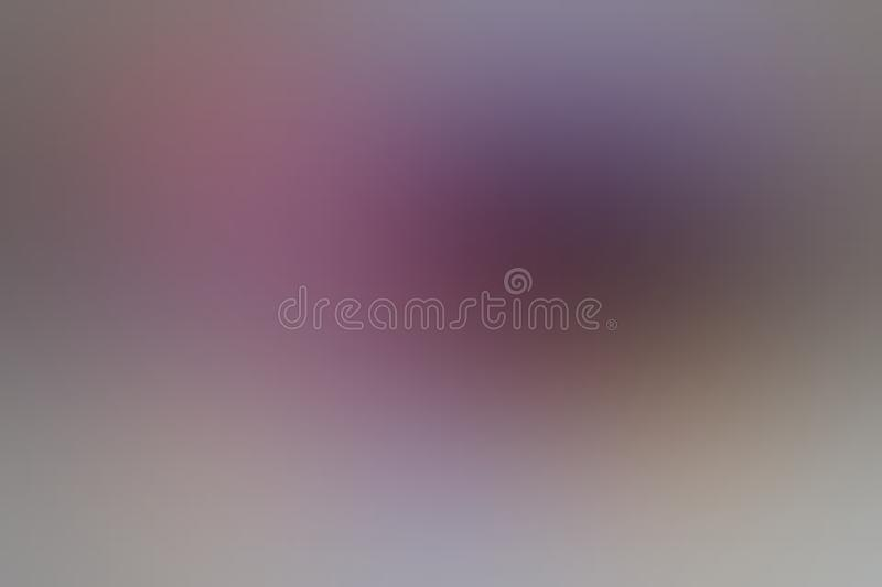Pastel color abstract blur background wallpaper, vector illustration. royalty free stock images