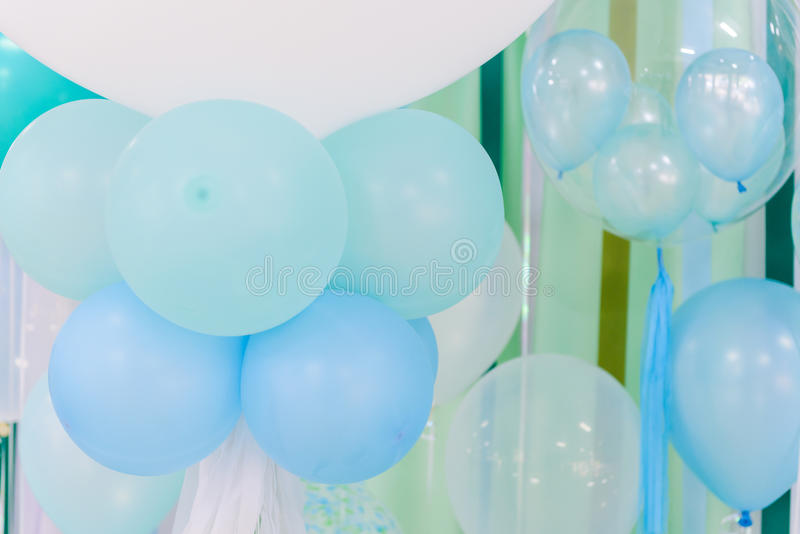 Download Pastel Color Balloons Stock Photo Image Of Wallpaper