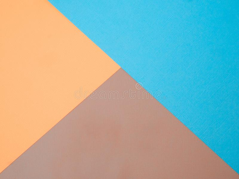 Pastel color paper background. Abstract background. stock photo