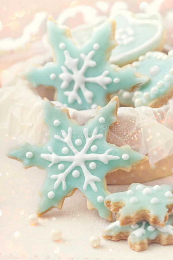 Download Pastel Colored Cookies Royalty Free Stock Image - Image: 27691196