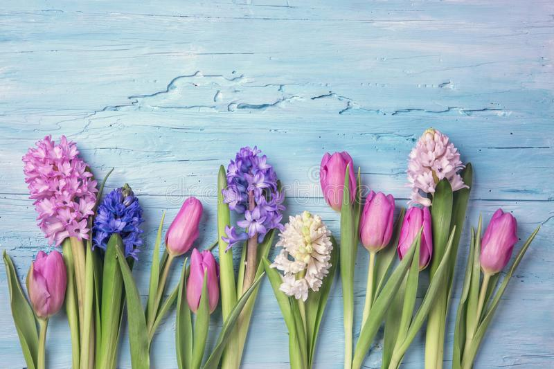 Download Pastel colored flowers stock photo. Image of birthday - 108943612