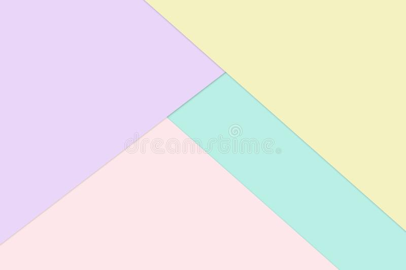 Pastel colored paper abstract texture for background. And art design stock photography