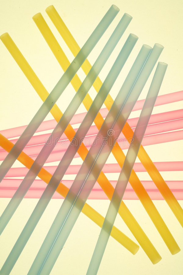 Download Pastel Colored Straws stock photo. Image of abstract, background - 5084266