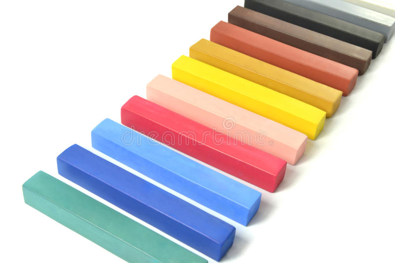 Download Pastel colors stock photo. Image of crayon, colors, crafts - 33470448